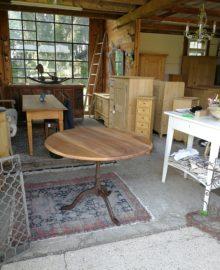 Antik Möbel Ausstellung Scheune