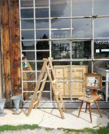 Schaufenster Antike Möbel