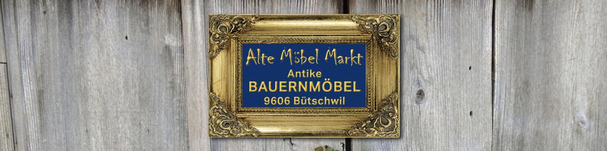 Alte Möbel Markt
