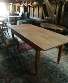 Kirschbaum Tisch Biedermeier Stil